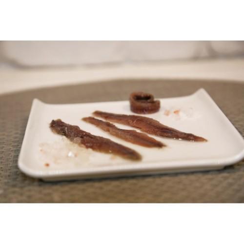 Filetti di Acciughe in olio gr.750 (Pacco da 6)